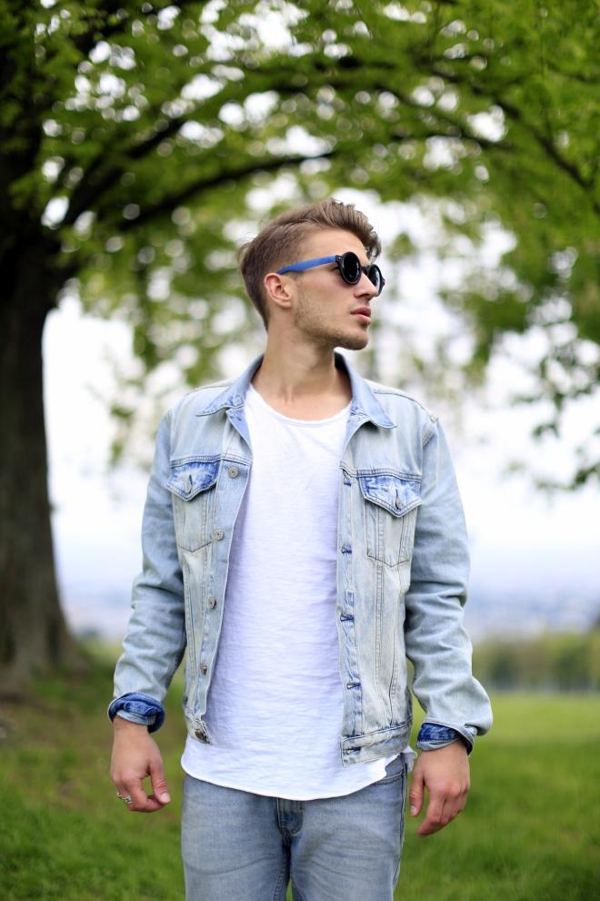 Gap Austria Denim Jacket