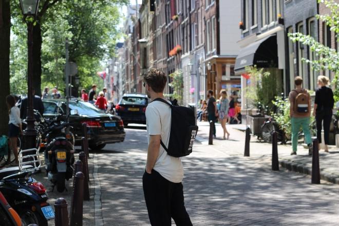 Dennis Glanz Amsterdam rockamora