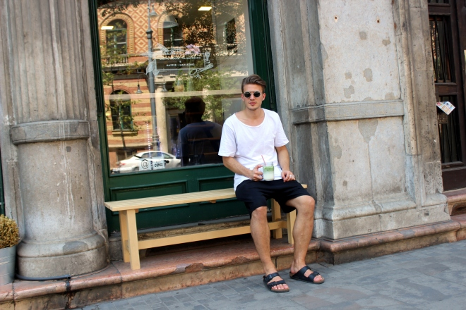 budapest barista matcha coffee dennis glanz