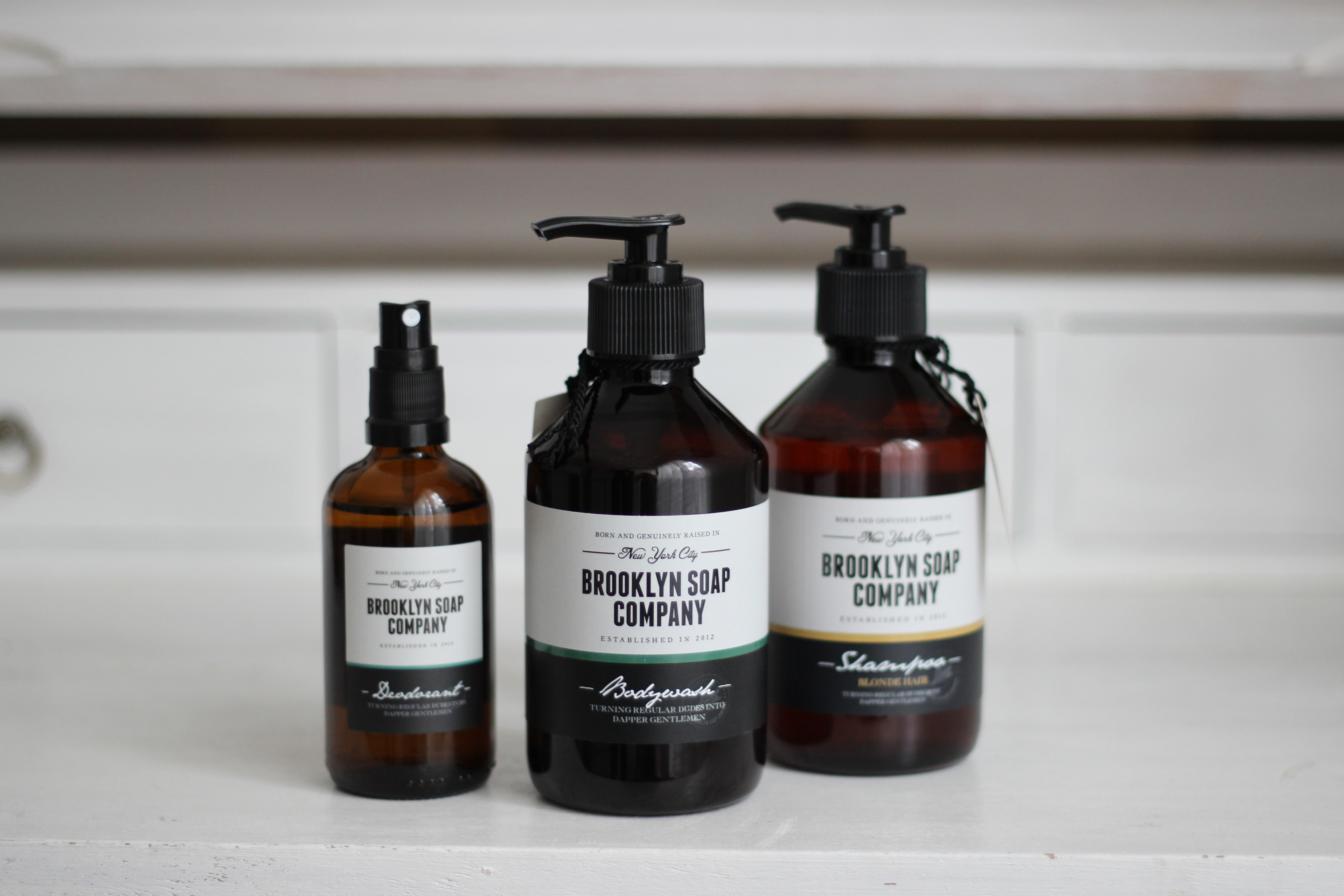 Brooklyn Soap Company dennis glanz bodywash