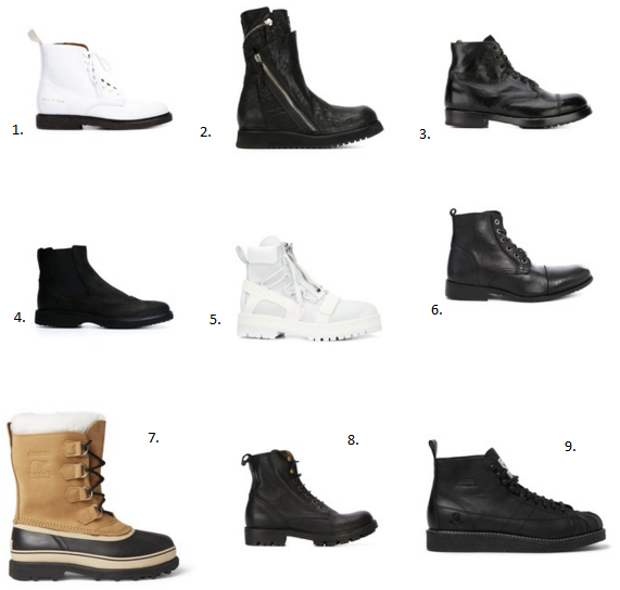 Boots Collection WS 15