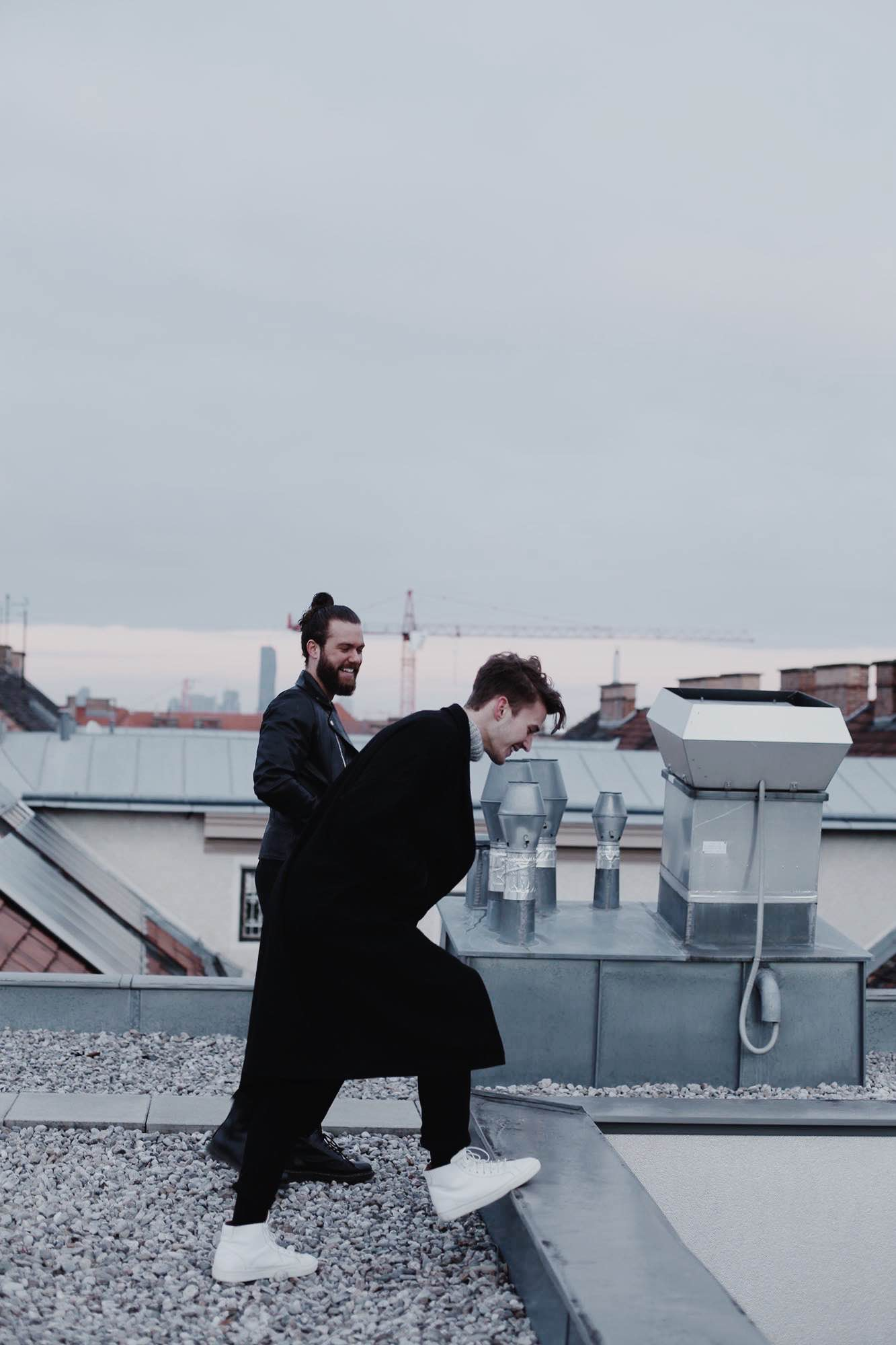 Modeblog rooftop Wien