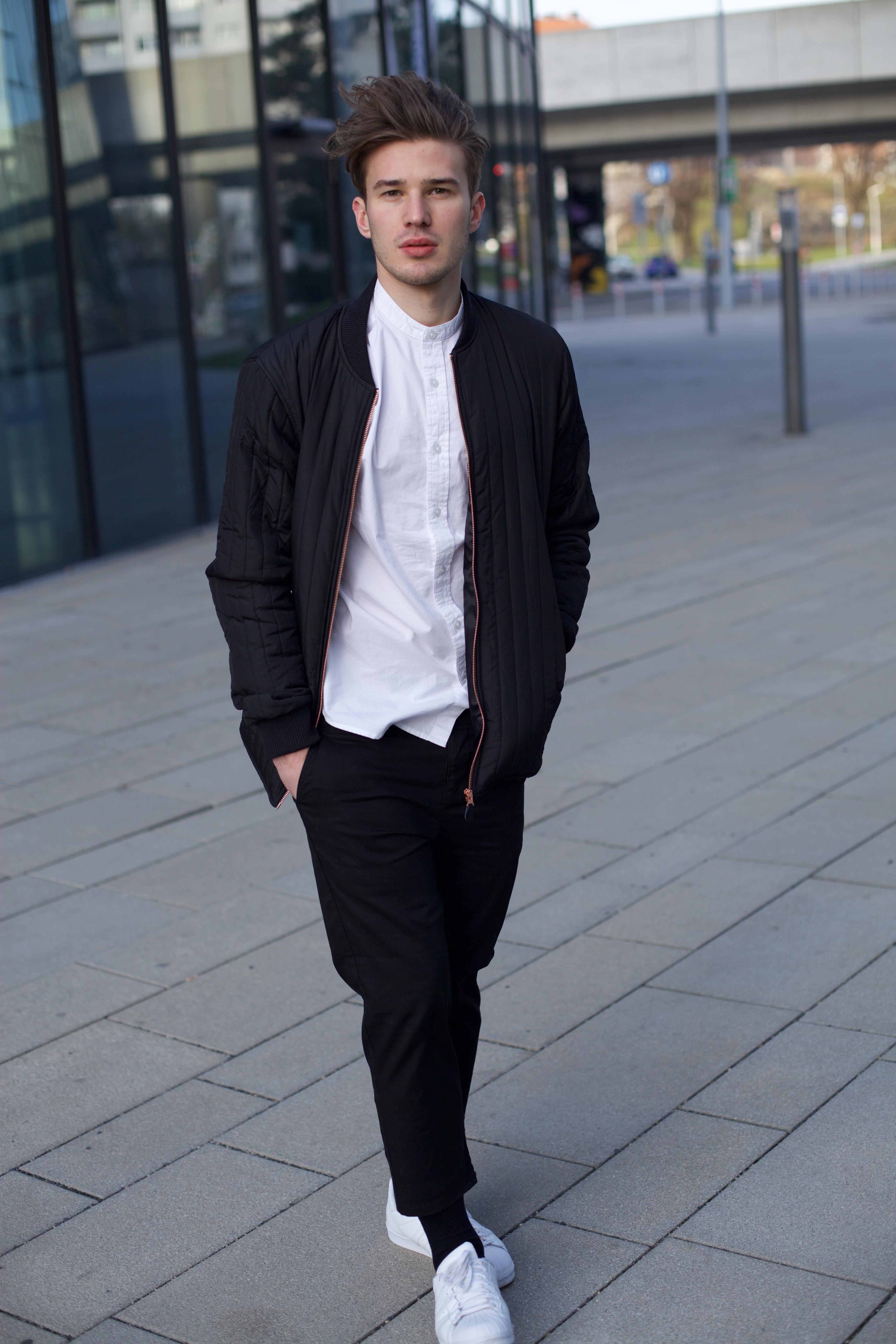 Clean Look Dennis Glanz AboutYou Männerblog und Modeblog Herrenmode Streetstyle
